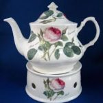 roy-kirkham-redoute-rose-teapot and warmer-mariakalas