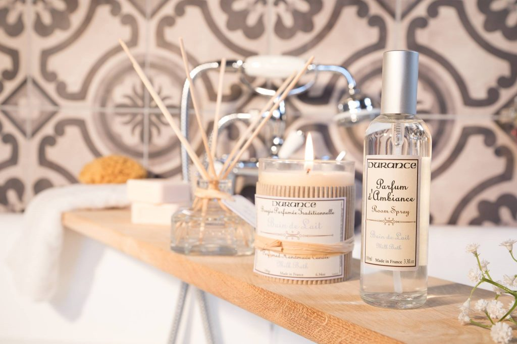 aromaterapia y velas