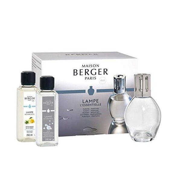 Cofre lámpara ovalada esencial Maison Berger